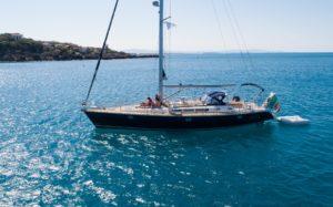 Blu Man Jeanneau Sun Odyssey 52.2 Vintage Luxury