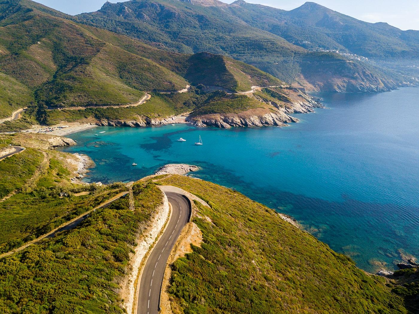 The island of Corsica | Sailortex Brand of Sailor Service Srl